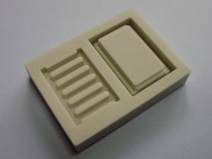 1:16 Scale Small Storm Drain Grate (1160043)